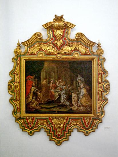 Pasaje de la Vida de María de Médicis.
