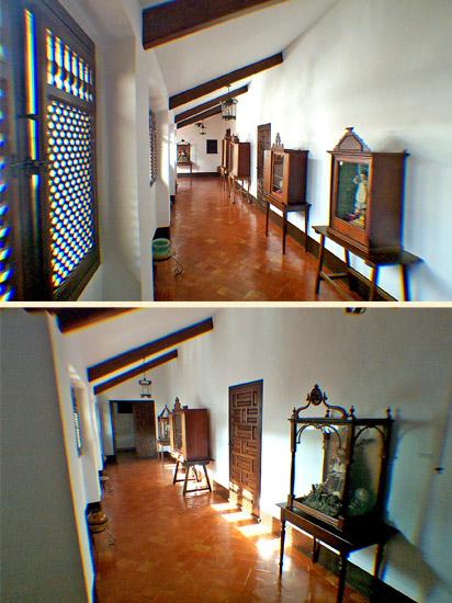 Vistas de la Galería