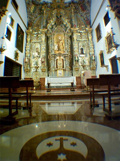 Iglesia de las Descalzas.