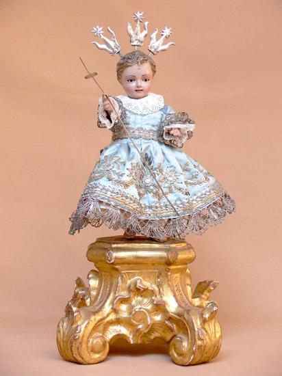 """Niño Jesús """"Chiquirritín"""""""