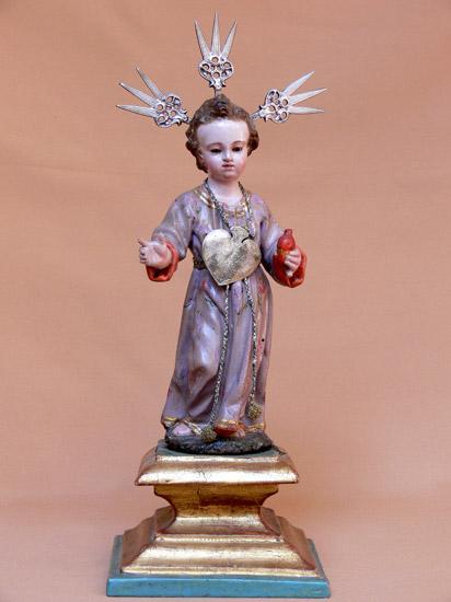 Niño Jesús del Corazón