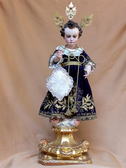 Niño Jesús del Milagro