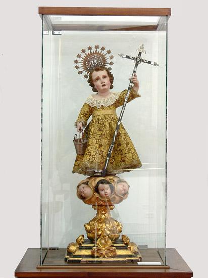 Niño Jesús Misionero