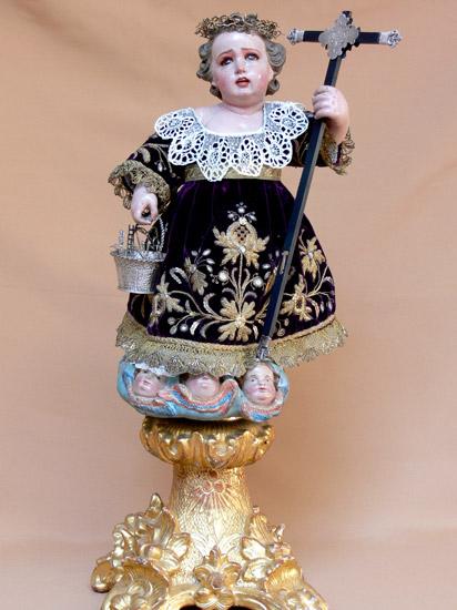 Niño Jesús Nazareno