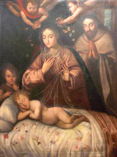 Virgen del Silencio
