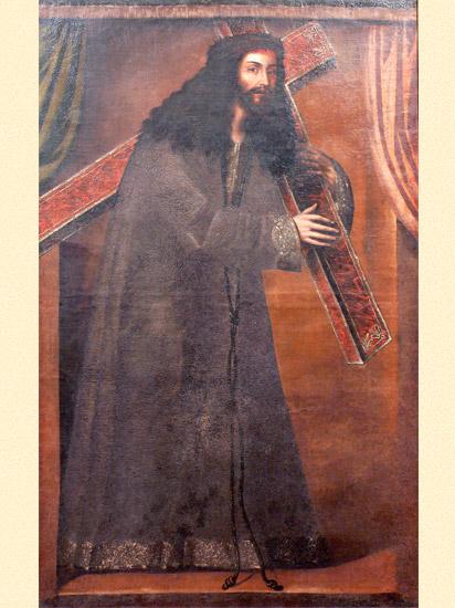 Jesús Nazareno de la Sangre
