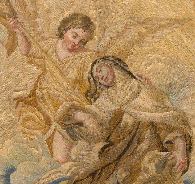 Transverberación de Santa Teresa