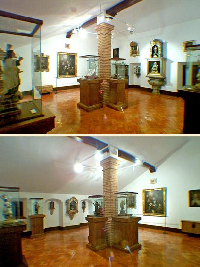 Sala de Santa Teresa