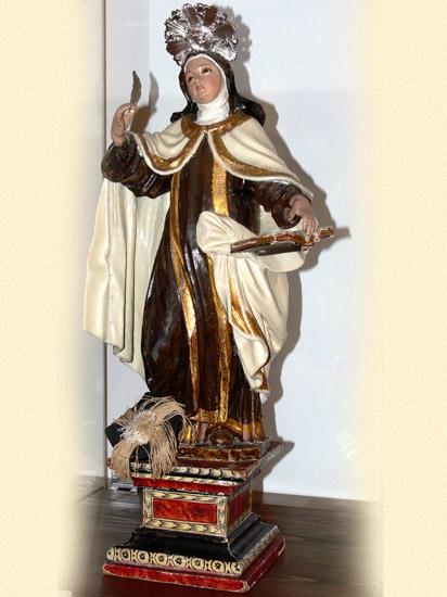 Sta. Teresa de Jesús