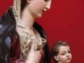 Virgen de Belén - Detalle