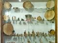 Antiguos instrumentos de percusión.