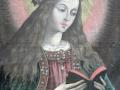 Virgen del Libro.